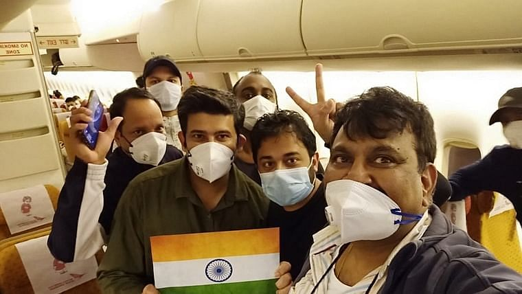 Air India flight brings back 119 Indians, 5 foreigners from coronavirus-hit cruise ship in Japan