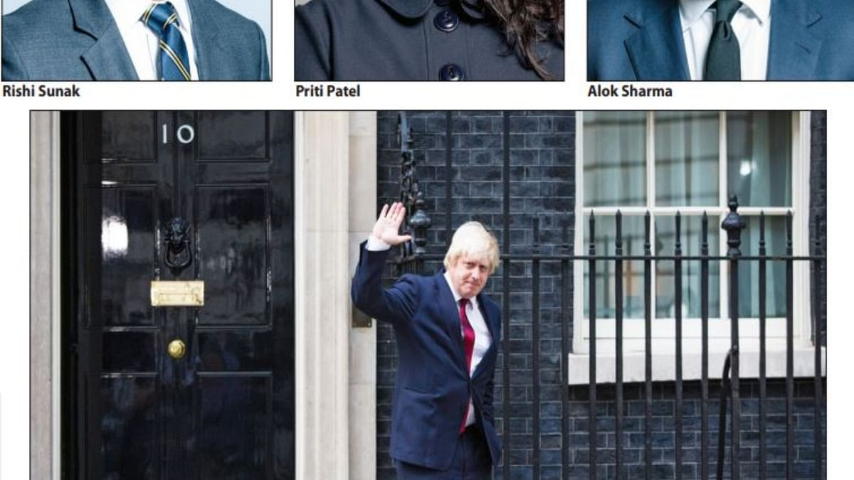 Will India benefit from the large number of Indian-origin ministers  in Boris Johnson's cabinet?