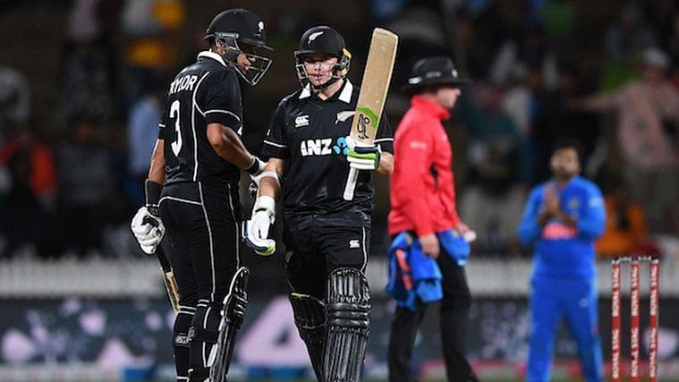 Iyer maiden ODI ton goes in vain, Kiwis record first win of India tour