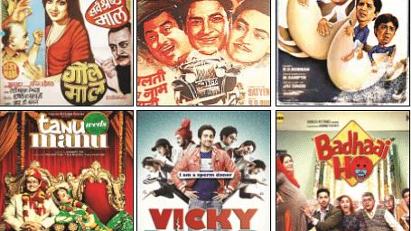 Hindi comedy films: I laugh so that I may not weep