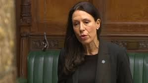 British MP Debbie Abrahams heading group on Kashmir stopped at Delhi airport