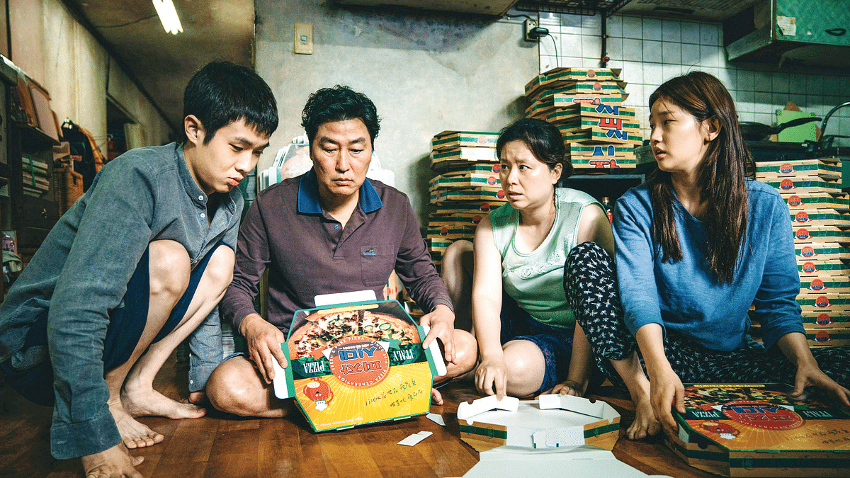 'Parasite' puts Asian cinema back in spotlight