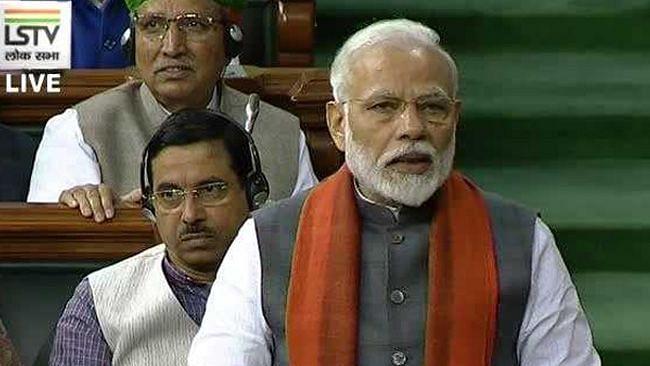 PM Modi announces trust for Ram temple construction