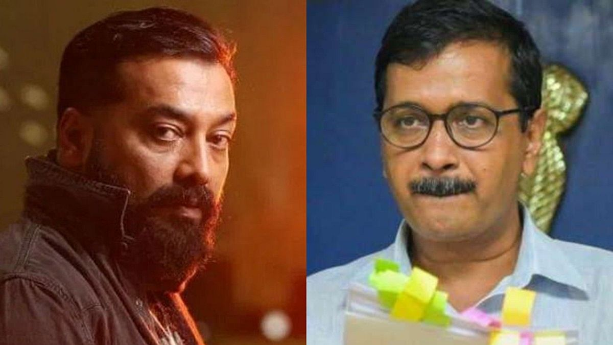 'How much did you sell yourself for,'  Anurag Kashyap asks Kejriwal over sedition charges on Kanhaiya