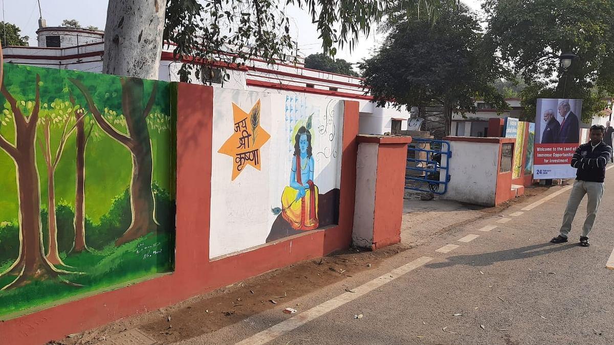 Uttar Pradesh: Agra turns into fortress ahead of Trump's visit
