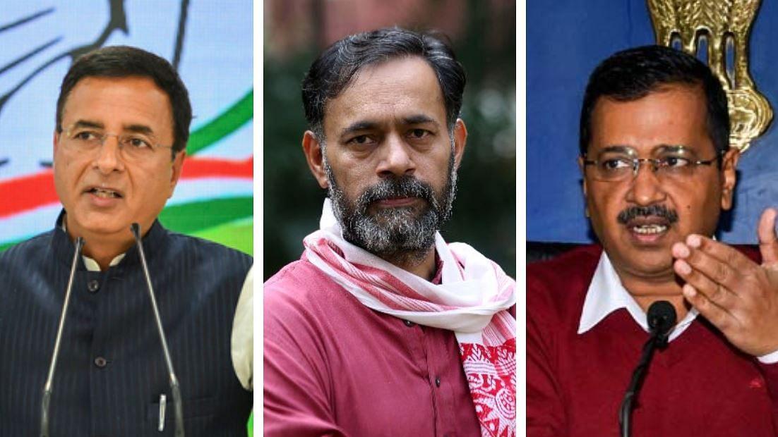 Delhi riots: Congress, activists, leaders call for peace
