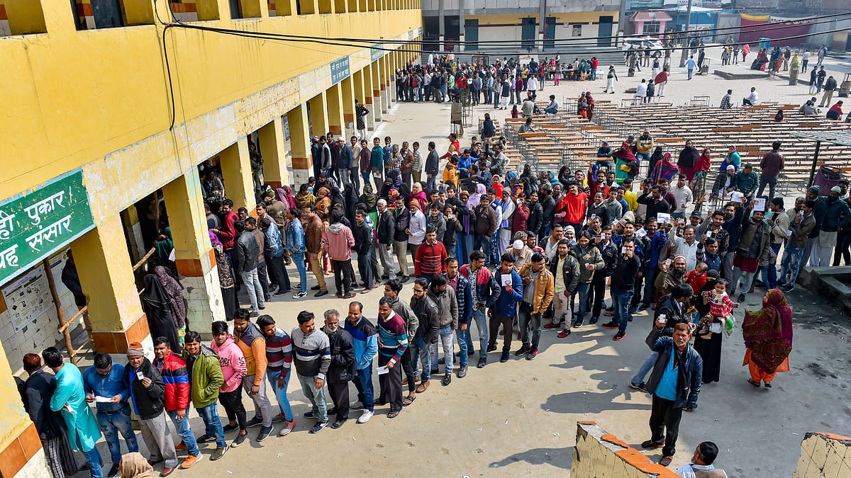 Delhi elections: Average of exit polls see AAP forming govt with comfortable majority, BJP a distant second