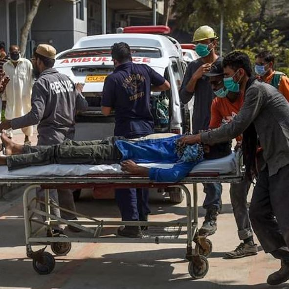 LIVE News Updates: Mysterious toxic gas kills 14 people in Pakistan's Karachi
