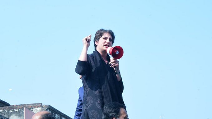 Coronavirus LIVE: In this critical time health workers are the fronline soldiers, says Priyanka Gandhi