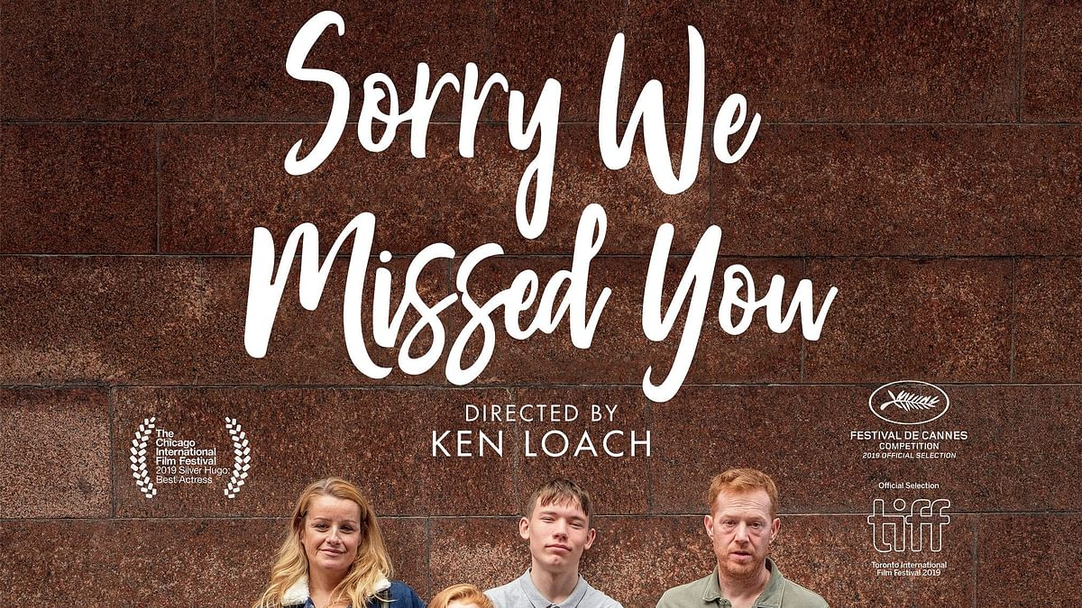 'Sorry We Missed You' is a gem on impoverishment