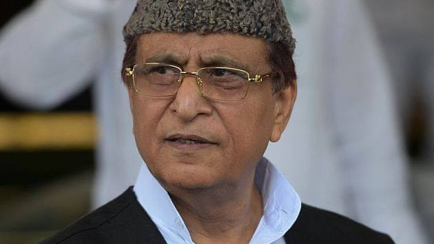 Azam Khan surrenders with wife and son, sent to jail