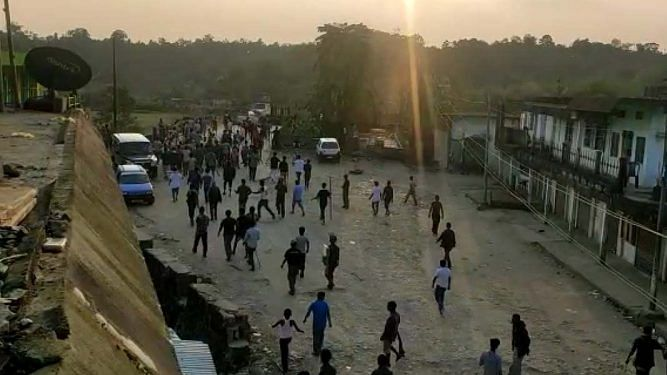 Citizenship protest: Curfew lifted, mobile internet services suspended in 6 Meghalaya districts