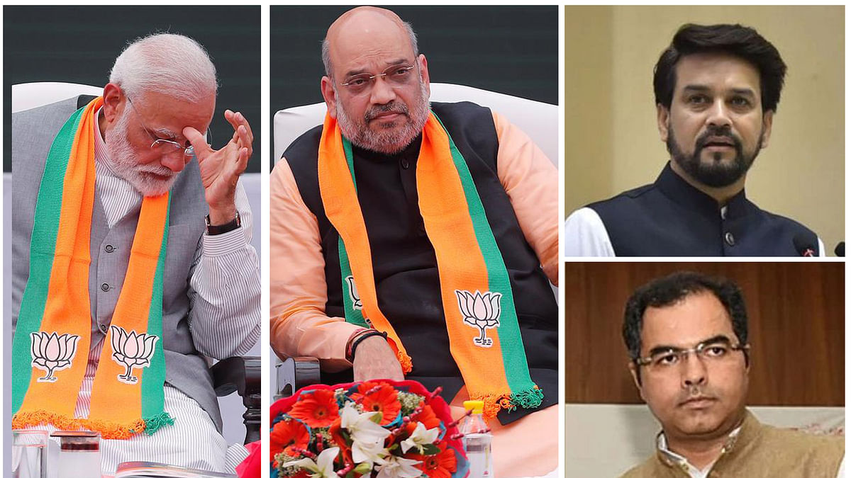 Communal venom did not help BJP in Delhi polls; Modi-Shah duo's hyper-nationalism loses
