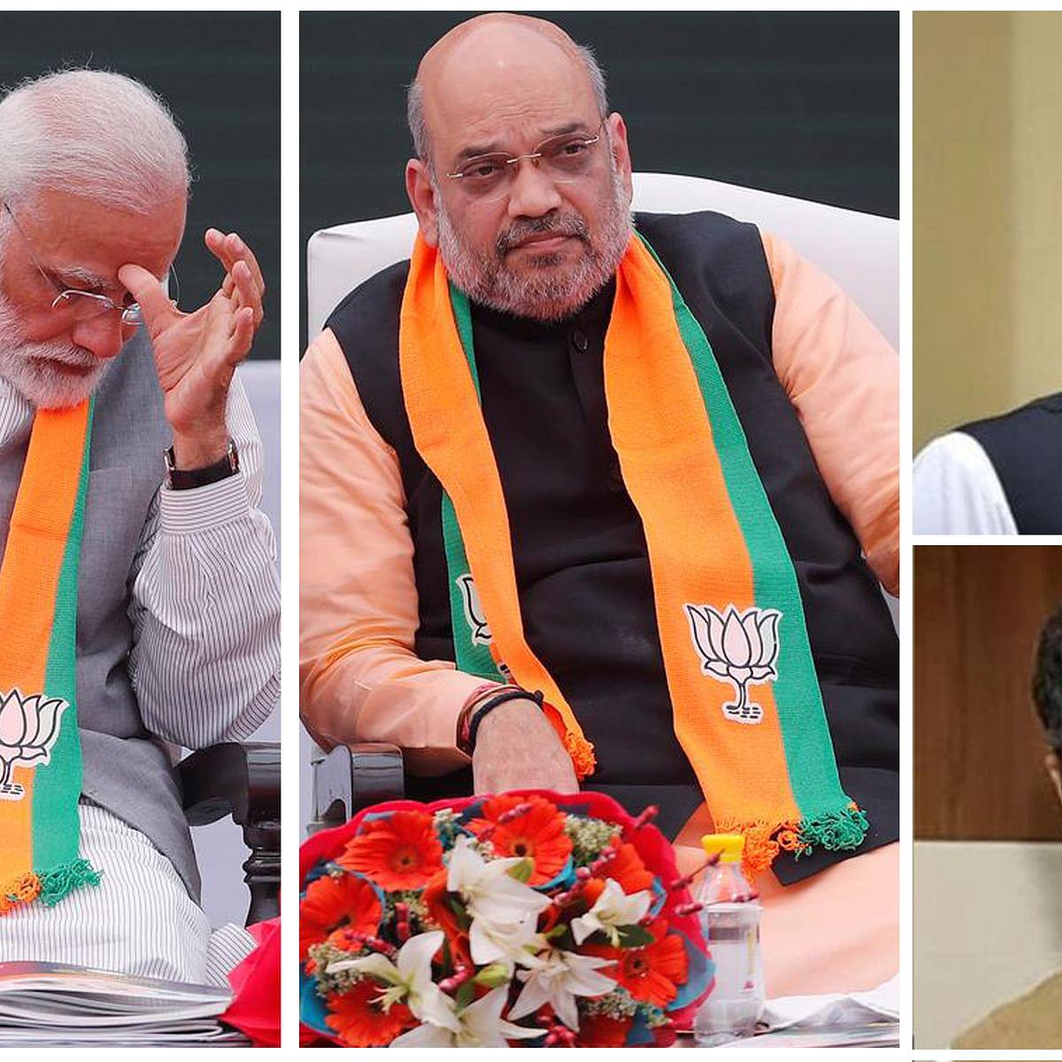 Communal venom did not help BJP in Delhi polls; Modi-Shah duo's hyper-nationalism loses