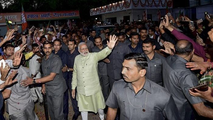 PM Modi's security  at whopping ₹1.62 cr daily; his 'Fakiri' costs country a lot, say twitterati