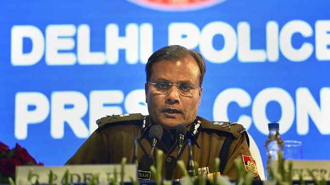Delhi Police chief Amulya Patnaik transfers 5 officers just 3 days before retirement