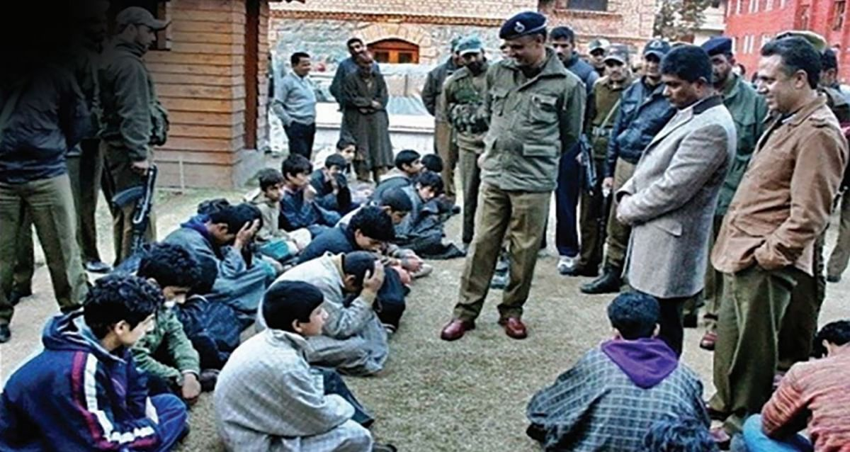 In Kashmir, PSA is the  'lawless law' deployed to preserve peace