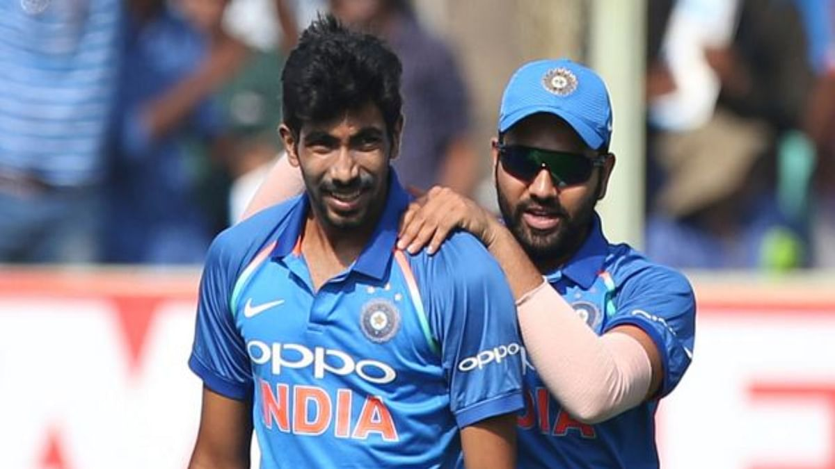 5th T20I: Jasprit Bumrah, Rohit Sharma star as India complete 5-0 sweep