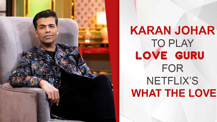 What the Love! with Karan Johar: Nothing interesting about it