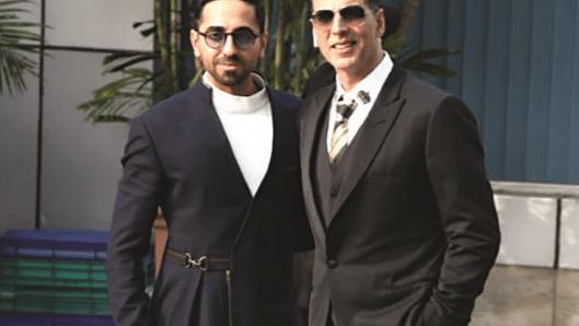 Is Ayushmann the new Akshay Kumar?