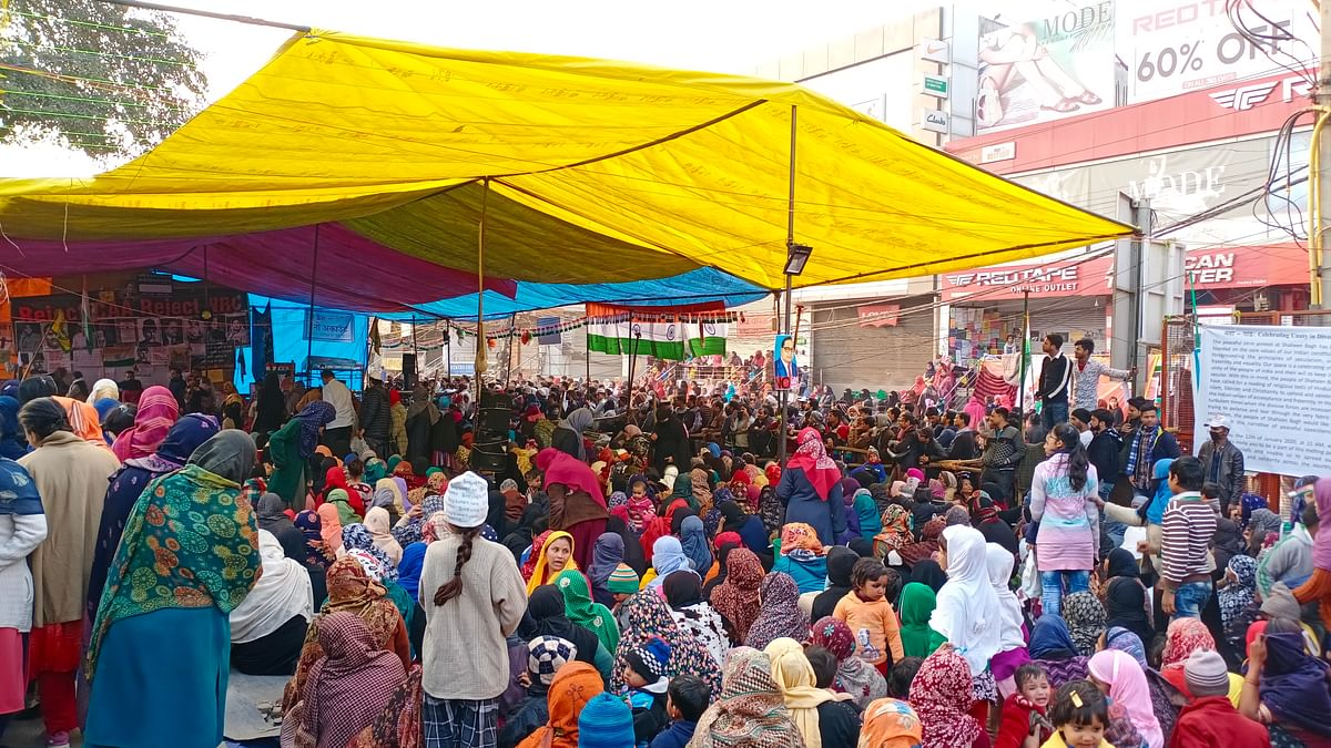 Govt climbdown on NRC a symbolic victory for Shaheen Bagh protesters