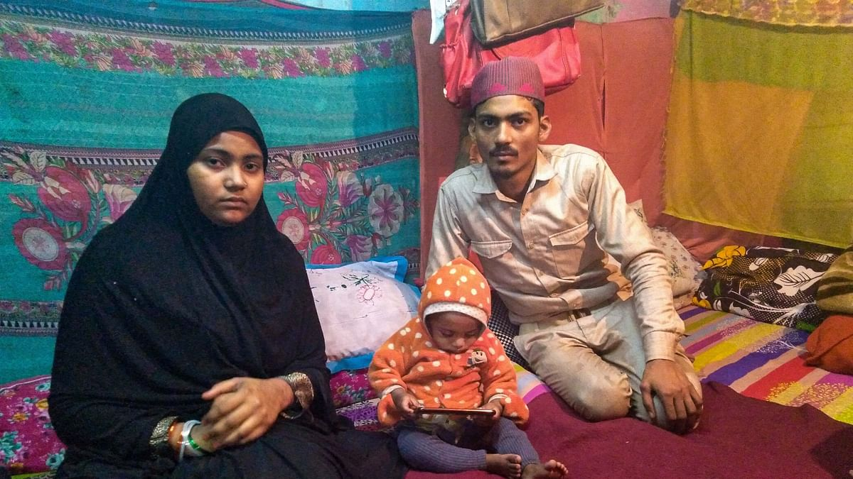 Infant dies after catching cold at Shaheen Bagh, mother to continue protest