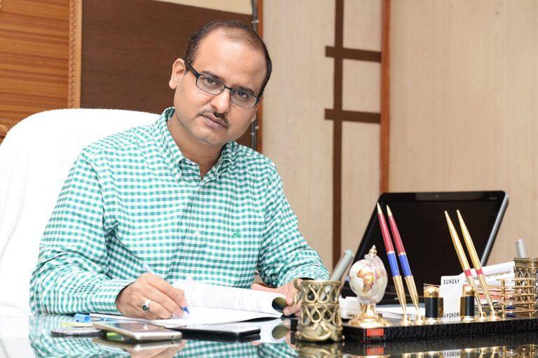 Image result for taran prakash sinha ias