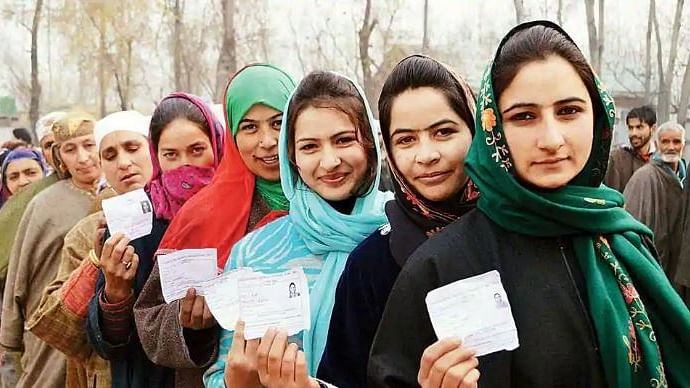 Elected panchayat officials unable to move out of hotels as Kashmir goes for another round of polling