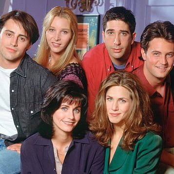 One where they all got back together; 'Friends' star cast to reunite for HBO Max special