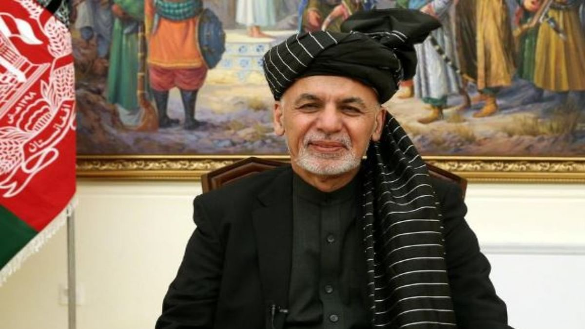 Afghan presidential polls again mired in a controversy
