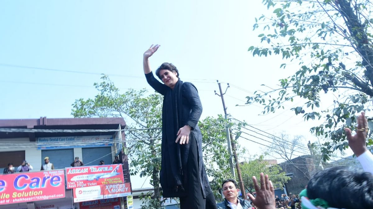 Samajwadi Party dismisses Priyanka Gandhi Vadra's visit to Azamgarh as stunt amidst rumblings among workers
