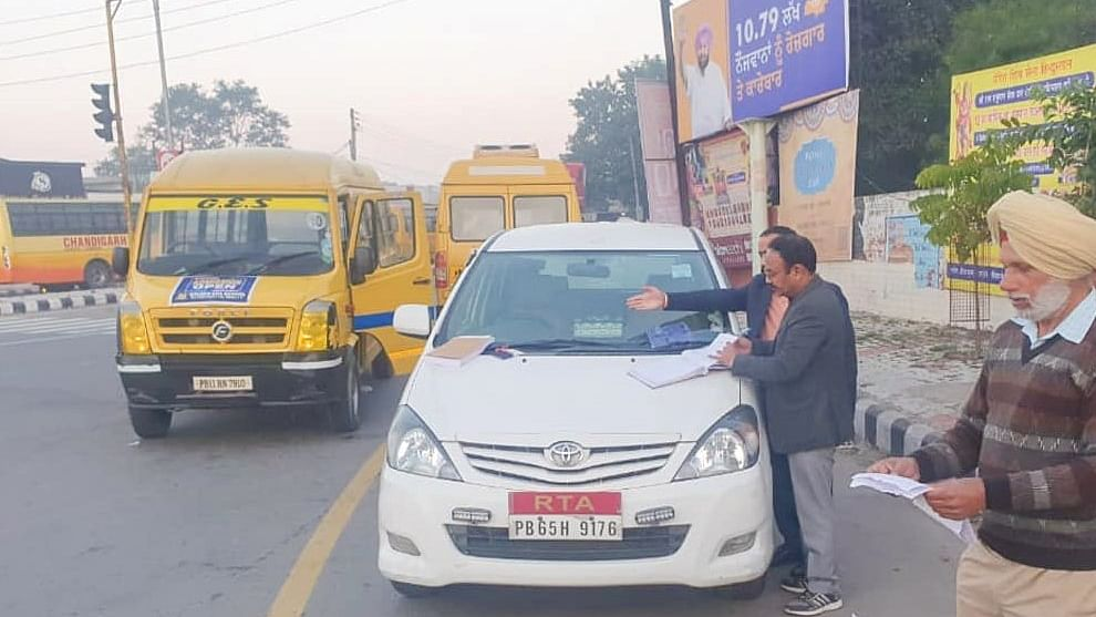 After Sangrur van tragedy, Punjab launches statewide crack down on school vehicle operators