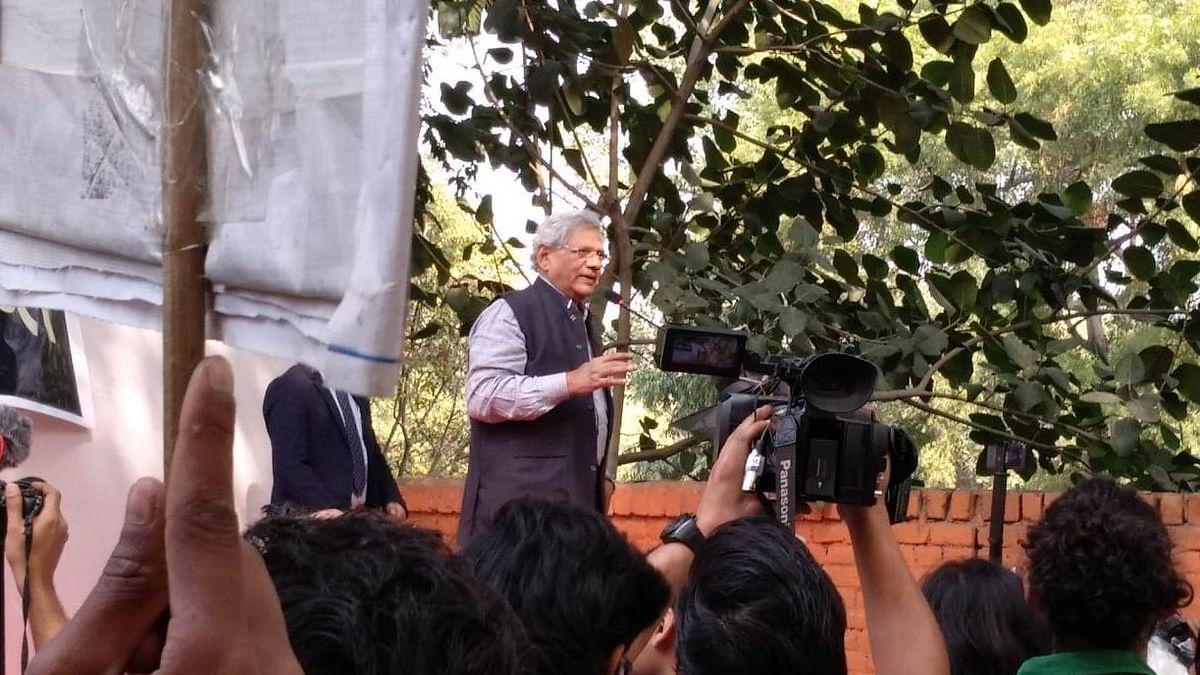 Opposition parties attack Modi govt over Delhi violence, demand Amit Shah's resignation