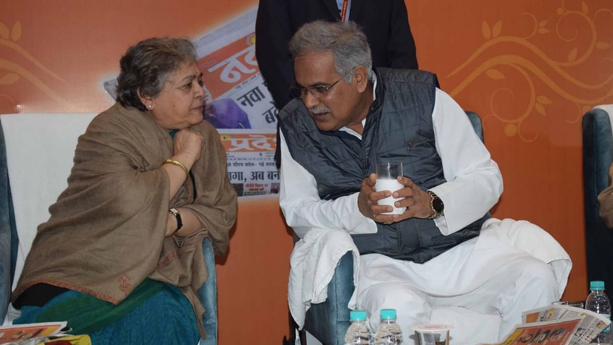 Chhattisgarh's renewed focus on villages and women deserves to be complimented