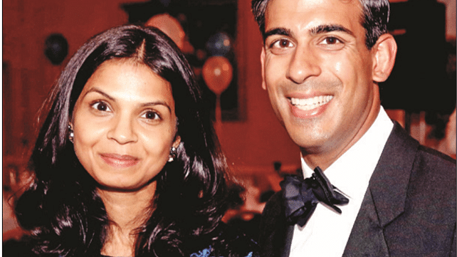 London Diary: Rishi Sunak dogged by accusations that he benefited from the 2008 financial crash