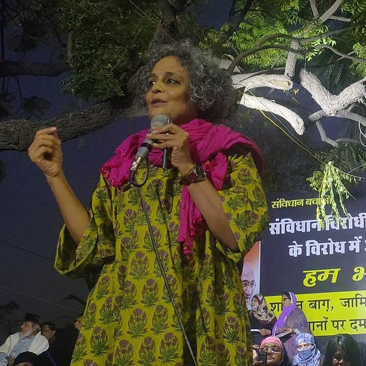 Modi govt thinks against Muslims but CAA-NRC-NPR are against people: Arundhati Roy