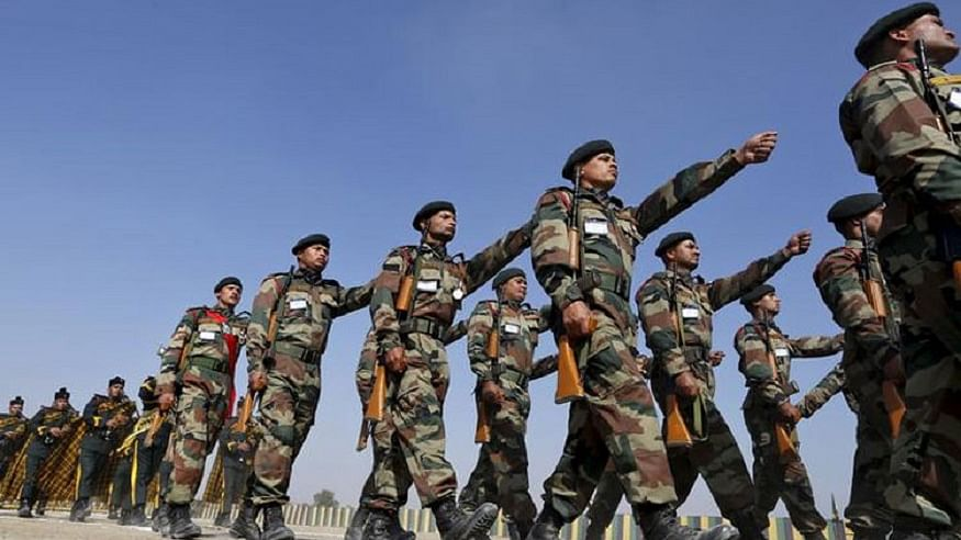 One Jawan tested positive, Army to screen its troops daily during morning parade