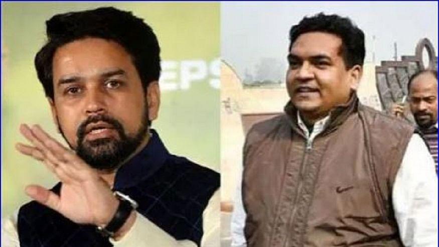 Delhi riots: Why no FIR against Anurag Thakur, Kapil Mishra, asks UAPA accused