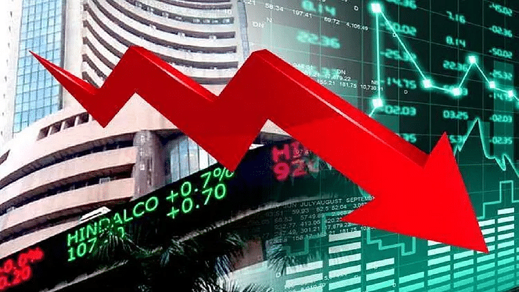 Sensex nosedives over 1,500 points on global equity rout, sinking oil prices