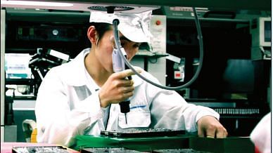 Foxconn making masks, why not Facebook?