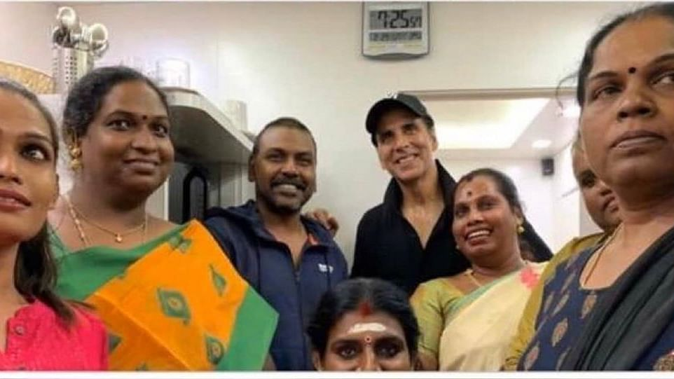 Akshay Kumar, 'Laxmmi Bomb' director to build home for transgenders