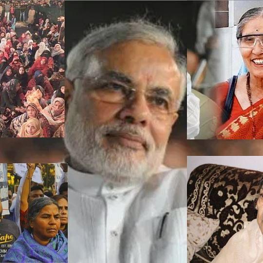 #SheInspiresUs: Twitterati reminds Modi of Shaheen Bagh women, Jashodaben, Radhika Vemula, Fatima Nafees