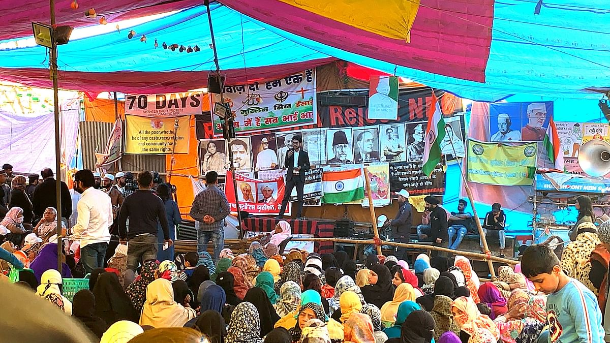 Shaheen Bagh is an important chapter for the women agitators
