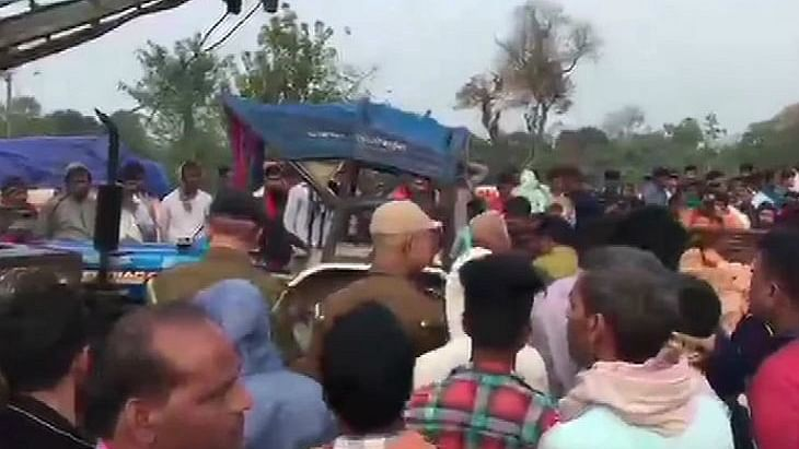 12 dead in SUV-tractor head-on collision in Bihar's Muzaffarpur