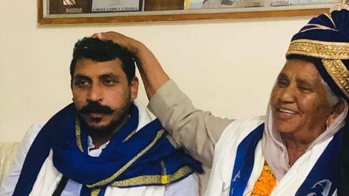 BSP founder Kanshi Ram's sister to join Bhim Army chief's Azad Samaj Party