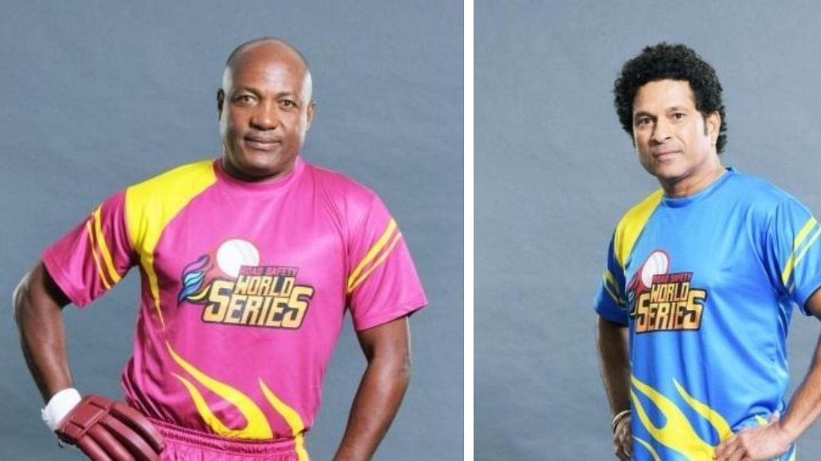 Sachin Tendulkar's India Legends face Brian Lara's Windies Legends at Wankhede
