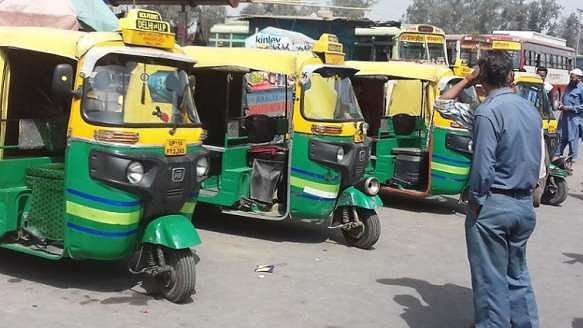 Autos, taxis to remain off-road in Delhi during 'Janta Curfew'