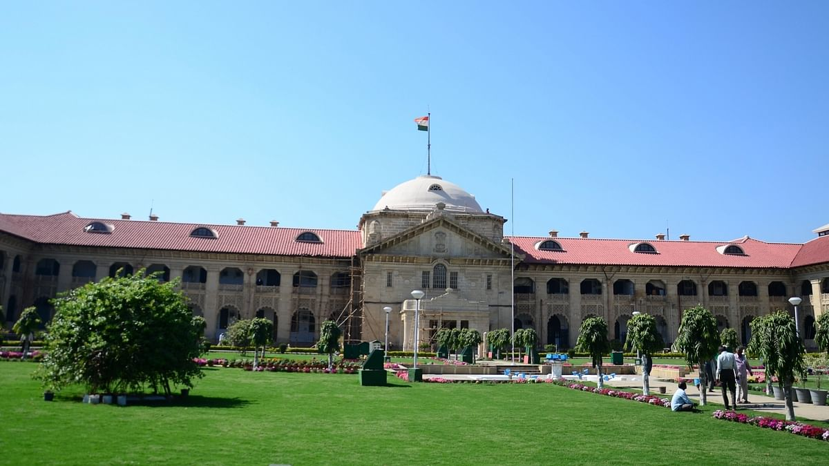 Allahabad High Court (IANS Photo)