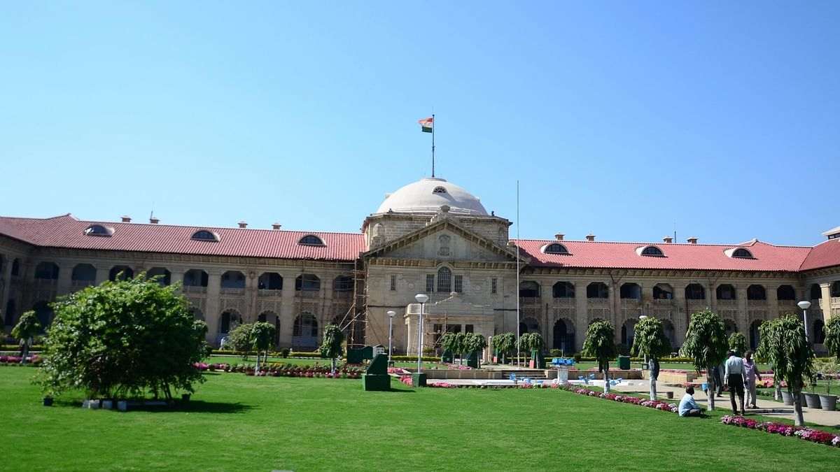 Allahabad High Court (IANS Photo)