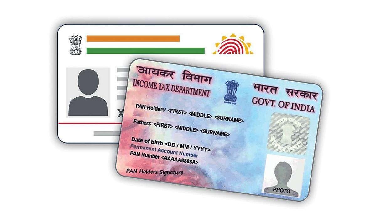 Don't miss Mar 31 deadline for linking PAN-Aadhaar: Income Tax  Department